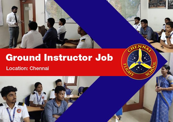 EHoXX24UUAAgNbx - HIRING GROUND INSTRUCTORS POSITIONS AVAILABLE 1 MINIMUM QUALIFICATION INDIAN CPL Job position is ideal for a Commercial Pilot License holder as their first job in the aviation industry. If interested, please forward your resume to click to see email
