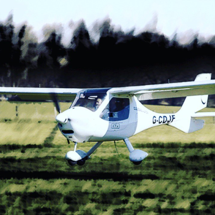 EIijopJXkAA7c7L - I am so happy to announce my first flight lesson is booked for this Sunday . Cant wait to reach the skys and get my private pilot license soon.I do hope to see you guys on one of my flights soon.Thank you for flying with Igor Airways and we hope to see you in the near future