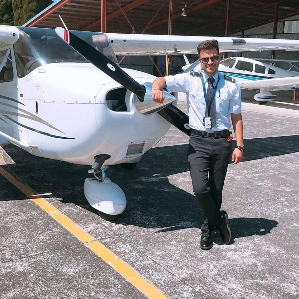 EIloNqeUwAA UFG - Welcome our New Commercial Pilot Parth Big Day Boy you worked extremely hard for this Congratulations Flight training done in a New Zealand Commercial pilot license as per dgca requirements HM Aviation Dgca Dgca Cpl pilotlife pilotsofinstagram