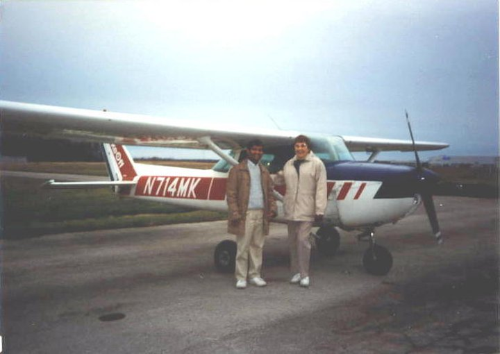 EJ2IV51XkAAjaGV - 20 Nov 1996 23 years ago at 430pm with FAA examiner Dottie Anderson at 5G7 airport in Bluffton, Ohio after passing the private pilot license exam. pilot 5G7 Bluffton Ohio