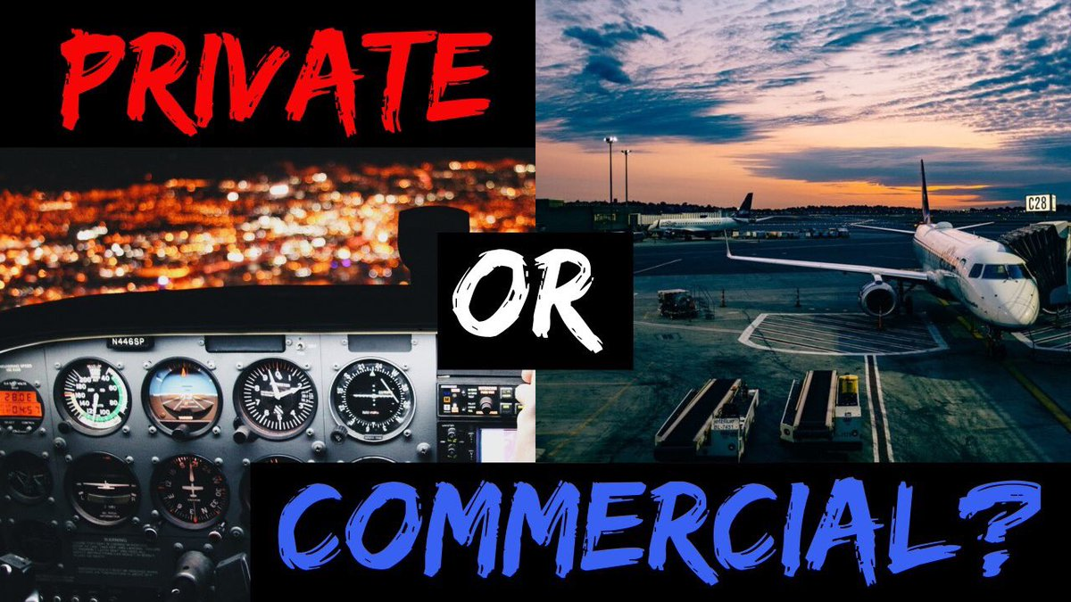 EJOHEi3VAAAe2sY - Is it worth it to become a Commercial Pilot Thinking about getting your pilots license, or have you started your pilot lessons, or even completed your private pilots license Im going to be discussing reasons why you should