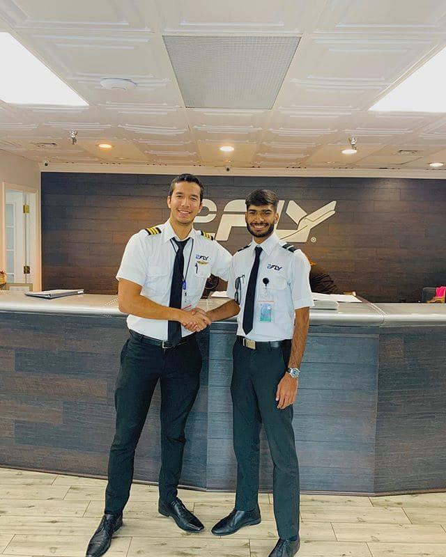 EKcc92KUYAEAuGr - Welcome Nitish our New Private Pilot Ppl holder Big congratulations on your achievement and we wish you best of luck for future training Dgca Private pilot license done in USA Cpl at 2 Fly airborne Commercial pilot license Pilot training HM Aviation