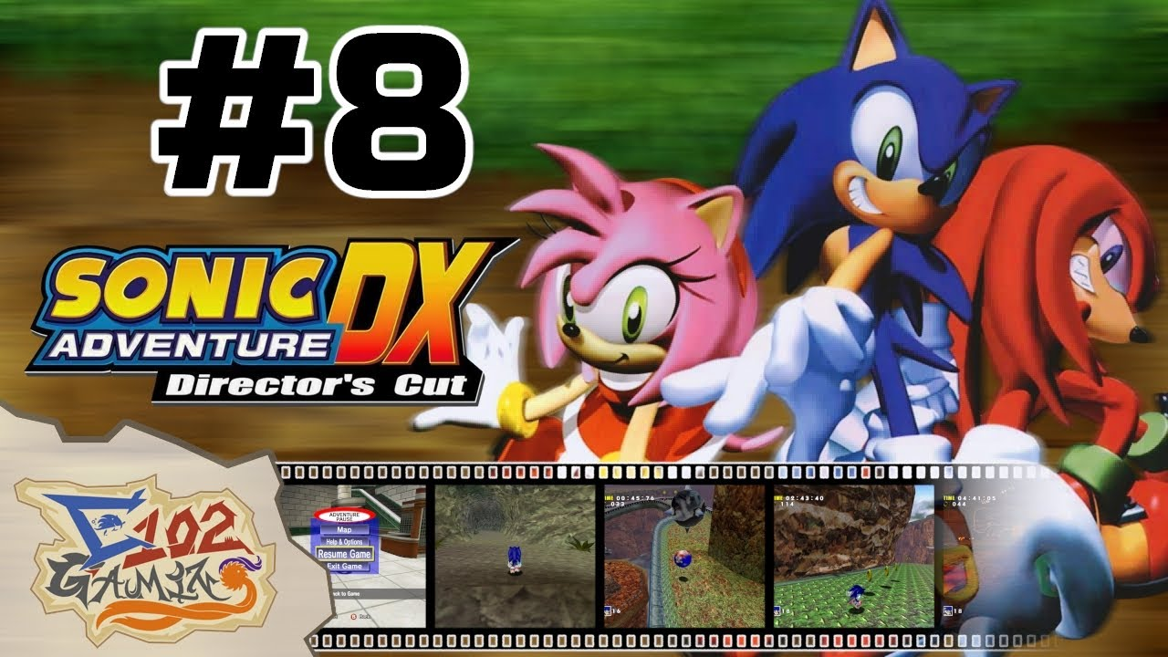 maxresdefault 39 - Sonic Adventure DX PC,4K 8 - My Dad Losing His Pilots License amp Losing My Train of Thought lol