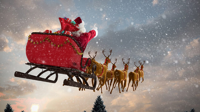 ELcGgVIWwAE3dQ2 - Tuesday Trivia Santa Claus was given an official pilots license in 1927.
