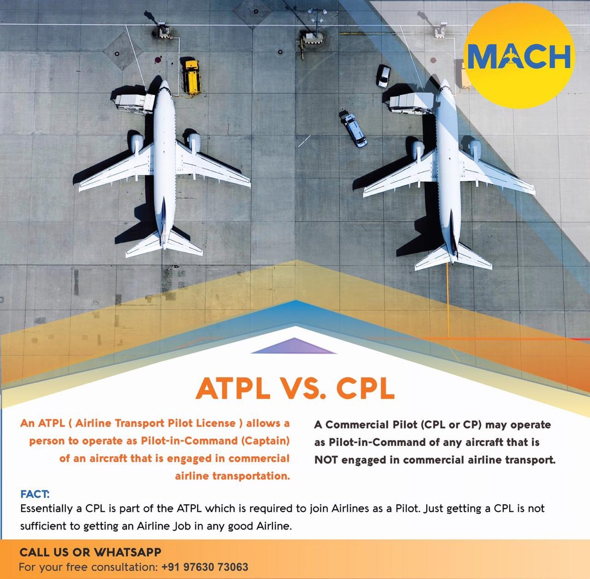 EMInIAfVAAAaqBA - We, Mach Aviation Consultancy aim to help candidates all over India to fulfill their dream of becoming a Pilot with International ICAOEASA license from our official affiliated flight schools in Europe.Contact us to get in touch to explore the whole new world of aviation.