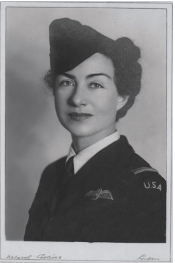 EMP5eN3XsAAovtj - DidYouKnow that Evelyn Hudson was the first woman in Hawaii to be granted a private pilots license. Read more about Evelyn and the ATA in Archivist Garys new blog.