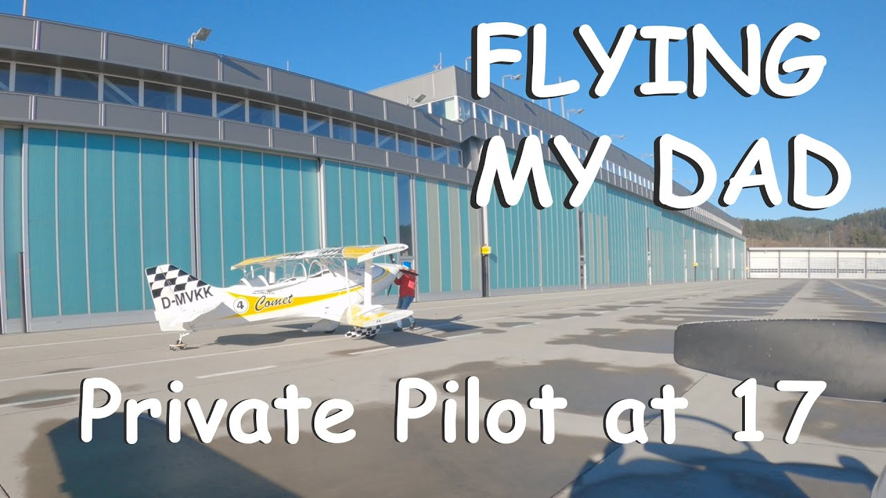 maxresdefault 25 - First Time Flying My Dad A Private Pilot39s Life
