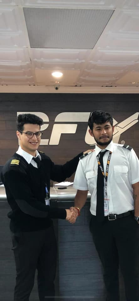 ENcDFWZUYAA3yRJ - Welcome Yash our New Private Pilot Ppl holder Big congratulations on your achievement and we wish you best of luck for future training Dgca Private pilot license done in USA Cpl at 2 Fly airborne Commercial pilot license Pilot training HM Aviation