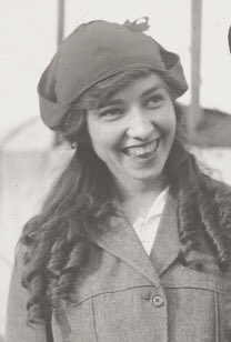 ENyyepBWwAACC1Q - This afternoon we honor another fearless leader, Katherine Stinson, an aviation pioneer and one of the first women to receive a pilots license who was posthumously inducted into the National Aviation Hall of Fame.Cc