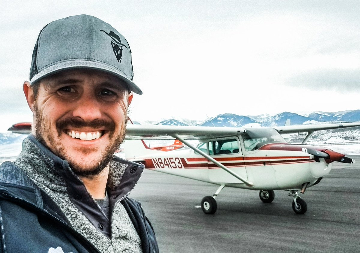EO cCGrUwAEalat - Been chasing a childhood dream of learning to fly. I have been flying twice a week, working towards my private pilots license.ANY PILOTS OUT THERE ADVICE IS WELCOMEcowboyninja pilot plane learning fly