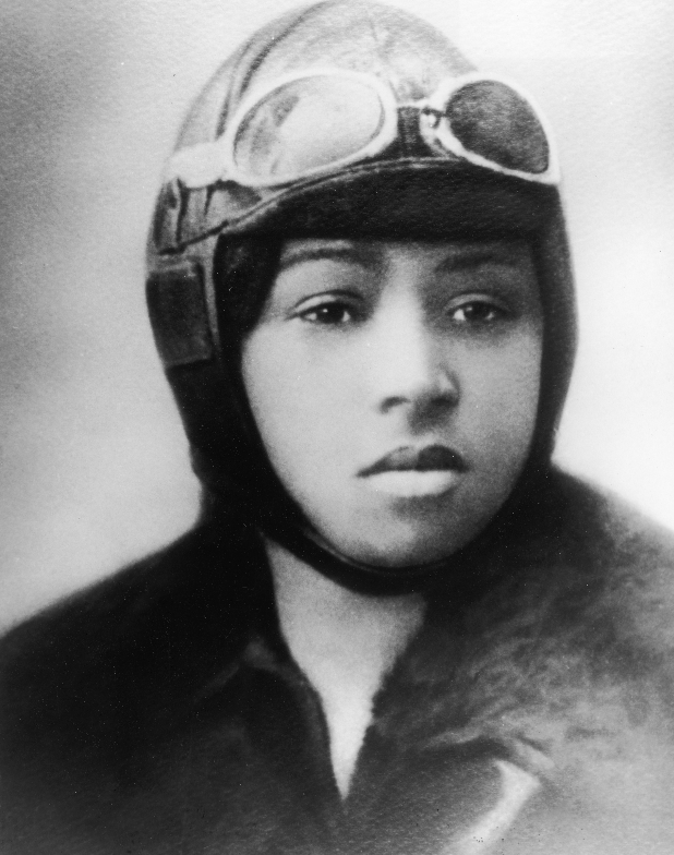 EO7eZaeW4AEWFsh 7 - Today is the birthday of Bessie Coleman, the first African American female pilot. Coleman was rejected by flight schools in the U.S. because she was black and a woman. She learned french, moved to France and earned a pilots license in 1921 from Frances top flight school.