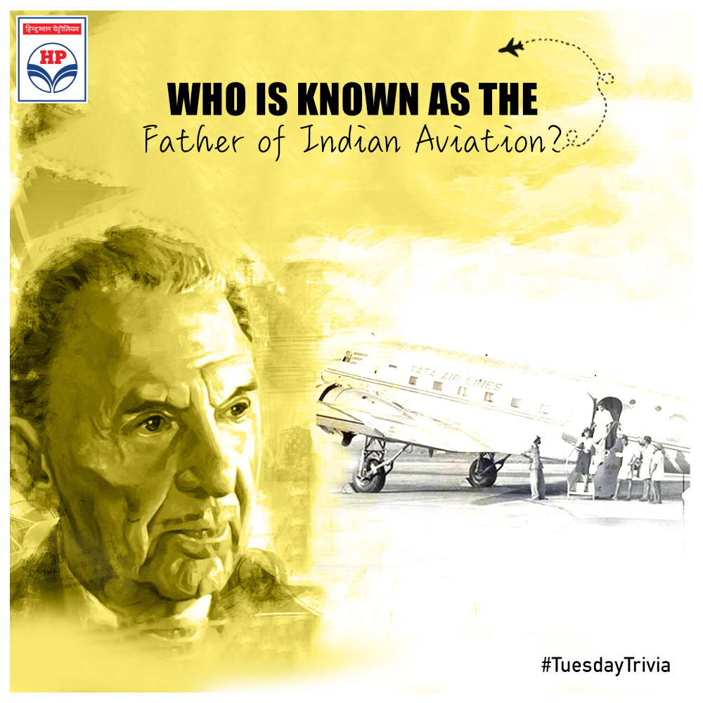 EOKkHdUU8AAYSk  - Jehangir Ratanji Dadabhoy Tata became the first Indian to be issued with a pilots license in 1929 being a pivotal part of the history of Indian aviation industry that we are proud to serve.