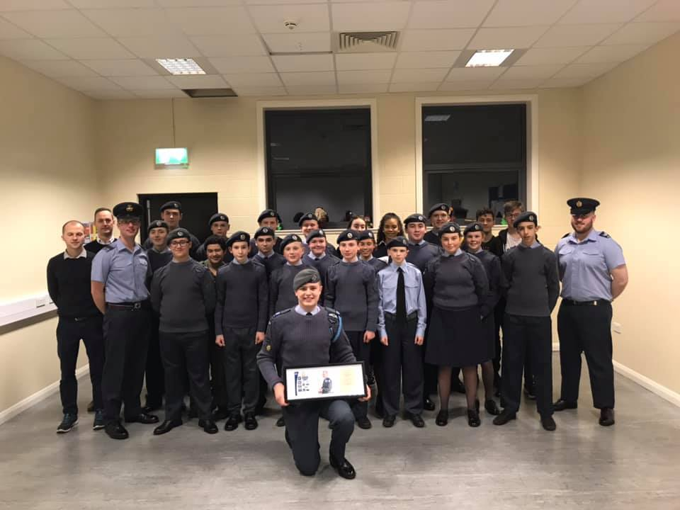EOU4V9ZW4AANVQb - AMAZING - Fully funded private pilot license- Travel to the USA with IACE- Gold DOE - Stacks of awards and accoladesWhat an amazing advertisement for the Air Cadets in NI. You can begin your adventure and join today CadetsNI