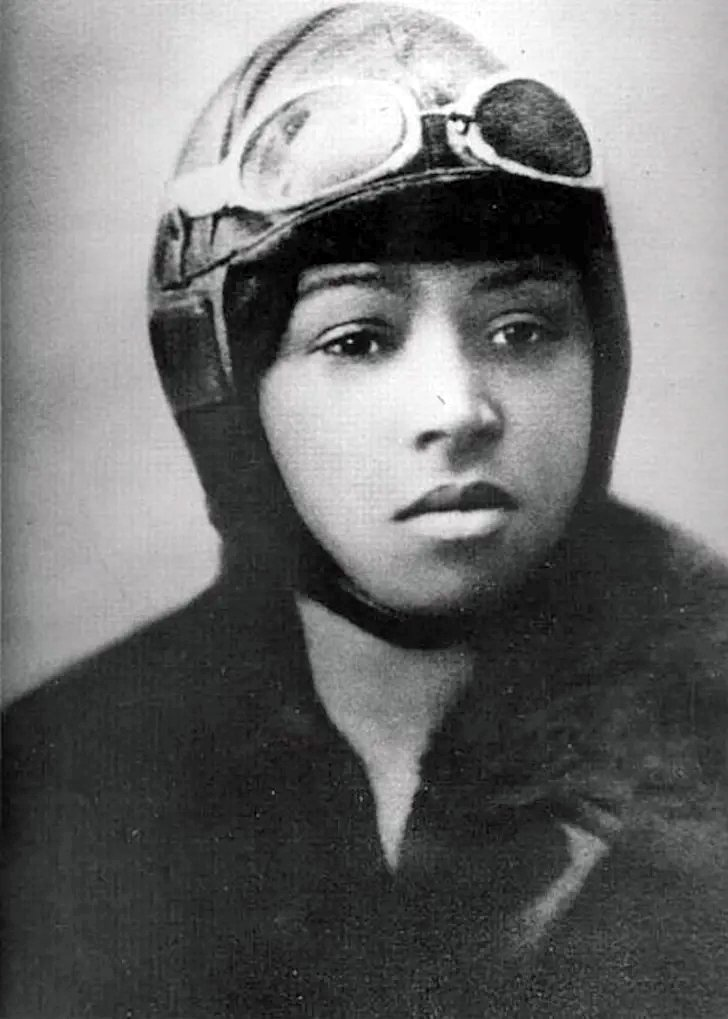EPUF jhUEAIGOCd - Im a believer that working hard amp staying open creates opportunities. Despite the odds, Bessie Coleman worked hard to fulfill her dream becoming the 1st black American woman amp 1st Native American woman to earn a pilots license. Happy Bday Week Bessie.