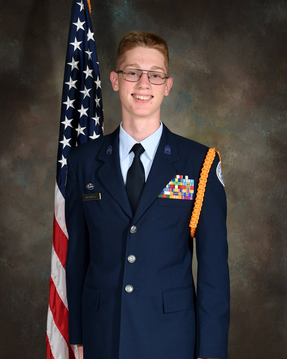 EPdh9Y3WAAEFp5D - Cadet Lee McDonald, an Air Force Junior ROTC cadet has received a Flight Academy scholarship to attend an accredited aviation university to participate in a private pilot license training program in the summer of 2020. Way to represent KISDBest Lee