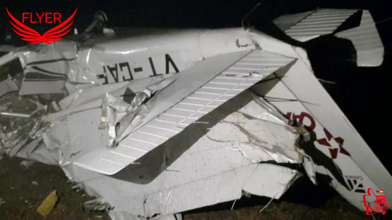 maxresdefault 4 - Flight instructor, trainee pilot killed in aircraft crash, Cessna 172 from Chimes Academy