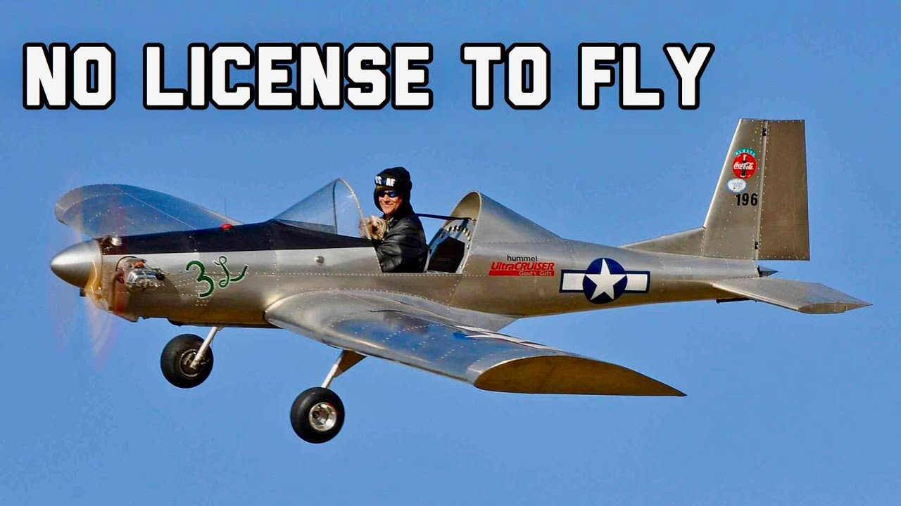 maxresdefault 8 - 10 Aircraft you can FLY WITHOUT A LICENSE