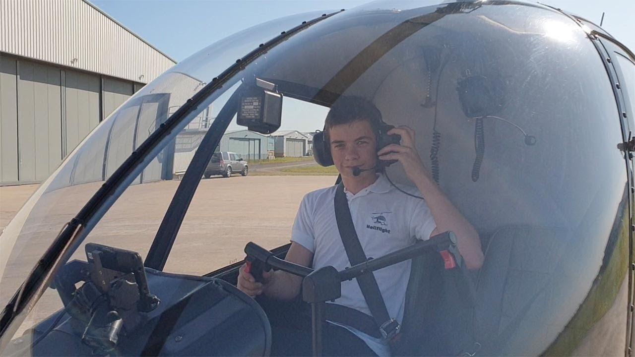 maxresdefault 9 - Teen Pilot Earns Helicopter Licence