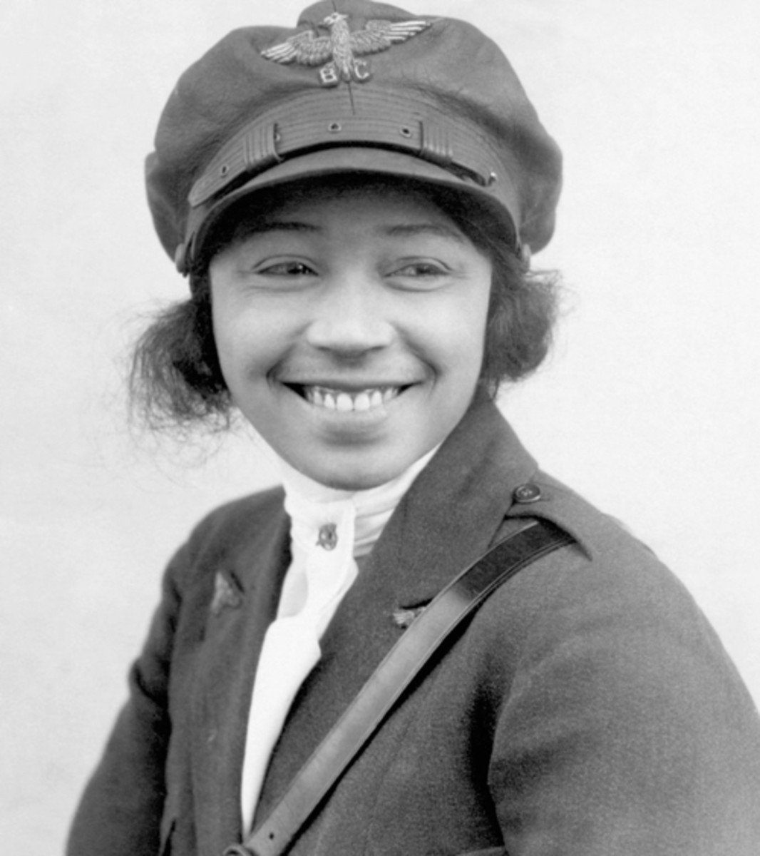 D47mAMqXkAEal0d - Bessie Coleman was an American civil aviator. She was the first woman of African-American descent, and the first of Native American descent, to hold a pilot license. She achieved her international pilot license in 1921.