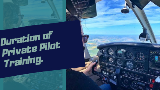 How long does it take to get a private pilot license ...
